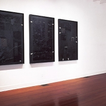 Echoes, AIR Gallery, New York City (shown) & Kleinert/James Arts Center, Woodstock, NY April 16-May 31, 2004