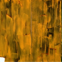 XYZ Painting, 1991, Acrylic on Canvas, 84x92 (Diptych)